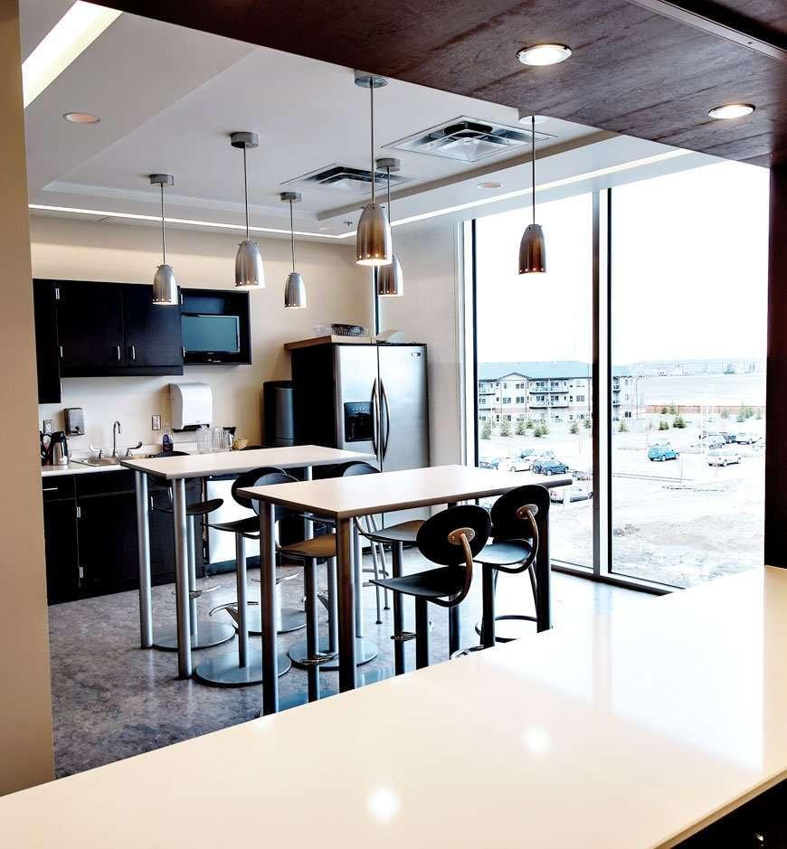State Of The Art Designer Kitchen In Rawtenstall: Orthopaedic Innovation Centre