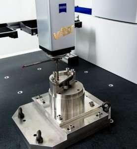 CMM coordinate measurement machine services OIC