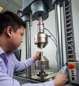 load frame, load frame testing, oic load frame testing, mechanical testing