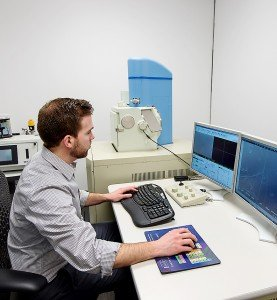SEM OIC scanning electron microscope