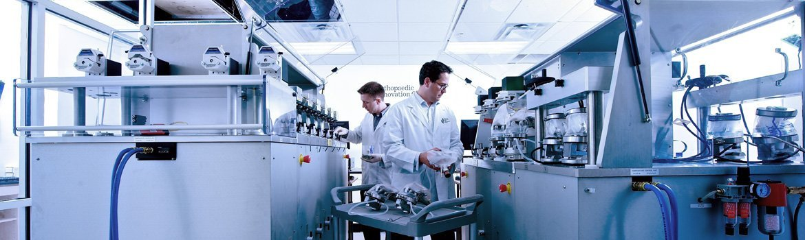 medical device testing orthopaedic innovation centre