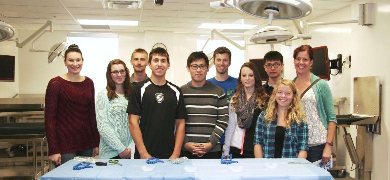 Glenboro_Biotechnology Week at OIC